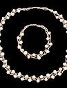 Pentru femei Altele Set bijuterii Coliere / Brățări - Regulat Pentru Nuntă / Petrecere / Ocazie specială