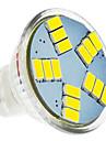 420 lm Spoturi LED MR11 15 LED-uri de margele SMD 5630 Alb Rece 12 V / #