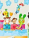 DIY adeziv detașabil Decal perete pentru copii cameră Fericit de călătorie