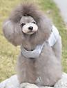 Katt Hund T-shirt Hundkläder Hjärta Grå Cotton Kostym För husdjur Herr Dam Gulligt Ledigt/vardag