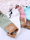 Șosete/ciorapi Lolita dulce Cu Dantelă Roz Alb Albastru Verde Lolita Accesorii Șosete Dantelă Pentru Poliester Bumbac