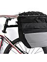 FJQXZ Cykelväska Väska till pakethållaren/Cykelväska Vattentät Snabb tork Bärbar 3 I en Stötsäker Cykelväska Nylon Pyöräilylaukku Fritid