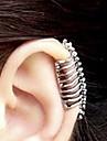 Dame Cătușe pentru urechi costum de bijuterii Aliaj Skull shape Bijuterii Pentru Petrecere Zilnic Casual