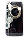 Carcasă Dură Design Retro Aparat Foto pentru Samsung Galaxy Ace S5830
