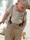Boy Toddler Set Gentleman Top Bib cu seturi de pantaloni Îmbrăcăminte