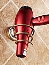 Bathroom Shelf High Quality Antique Brass Ceramic 1 pc - Hotel bath