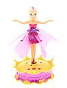 rc magiska fairy leksak med LED-ljus och musik