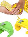 plast majs peeling verktyg (färg slumpvis)