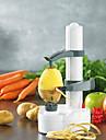 automatisk elektrisk frukt potatisskalare verktyg utan adapter