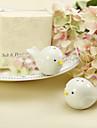 Ceramică Favoruri practice-2 Ustensile de Bucătărie Temă Grădină Alb Panglici
