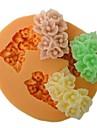 Instrumente de coacere Silicon Ecologic / Ziua Recunoștinței / Reparații Tort / Plăcintă / Ciocolatiu coacere Mold 1 buc