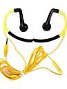 IN-042 EARBUD Öronkrok Kabel Hörlurar Plast Sport & Fitness Hörlur mikrofon headset