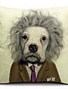 1 buc Bumbac/In Față de pernă,Imprimeu Animal Modern/Contemporan