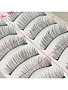 Cil Dense Naturel Maquillage Quotidien Accessoires de Maquillage Haute qualité Quotidien