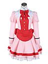 Inspirat de Black Butler Elizabeth Anime Costume Cosplay Costume Cosplay Peteci Cravată Rochie Pentru Feminin