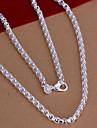 bbg man silverplätering armband elegant klassisk feminin stil