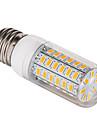 5W 450lm E26 / E27 Becuri LED Corn T 56 LED-uri de margele SMD 5730 Alb Cald / Alb Rece 220-240V