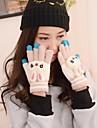 Touch Screen de desene animate full-imbinate mănuși de cald pentru femei