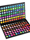 168 Colors Eyeshadow Palette / Powders Eye Daily Makeup / Party Makeup Makeup Cosmetic / Matte / Shimmer
