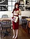 femei costum de îmbrăcăminte de modă (top& fusta)