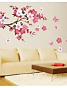 floare jiubai® perete copac autocolant de perete decal