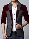 Bărbați costum de moda Plus Size Casual Blazer