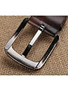 Men's Business Casual Fashion Wide Belt