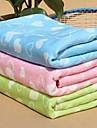 Badrumspryl Multifunktion Vikbar Miljövänlig Gåva Tecknat Textil Cotton 1st