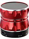 Utomhus Land Dockningsstation Bluetooth Bärbar Trådlös Bluetooth 3.0 3,5 mm AUX Bokhyllehögtalare Guld Svart Silver Röd Blå