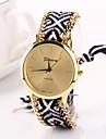 Pentru femei Ceas de Mână Material Bandă Boem / Modă Multicolor