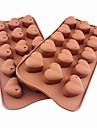 Instrumente de coacere Silicon Ecologic / Reparații Tort / Plăcintă / Ciocolatiu coacere Mold 1 buc