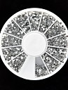 1 pcs Nail Smycken / Glitter & Poudre / Dekorationssatser Bröllop / Mode Vackert Dagligen Nail Art Design / Akrylfiber
