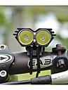 LS070 Pannlampor / Cykellyktor 5000/2500lm med laddare Stöttålig / Uppladdningsbar / Vattentät Camping / Vandring / Grottkrypning /