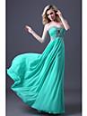 o linie iubita podea lungime sifon rochie de bal es012
