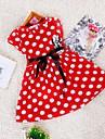 Girl's Doll Collar Michimi Mouse Dress