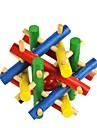 colorate margele din lemn jucărie de evacuare puzzle pentru a debloca