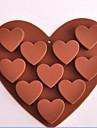 Outils de cuisson Silicone Economique / Papier a cuire Gateau / Petit gateau / Chocolat Moule de Cuisson 1pc
