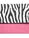 zebra kornkaka gräns fondant tårta formar tvål choklad mögel för köket bakning dekoration verktyg