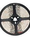 5m Fâșii De Becuri LEd Flexibile 300 LED-uri 3528 SMD Alb Cald 12 V