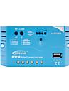 epever ls1012eu 10a solar laderegulator med USB-oplader