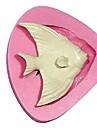 marin fisk silikon fondant mögel för tårta socker saft kaka mögel, bakning verktyg