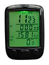 """Cyclisme/Velo Compteur de Velo Etanche Odometre + """"- Comparaison SET (km / m) Reglage de la circonference des roues On/Off Automatique"""