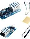 ENC28J60 Ethernet LAN-modul avr / LPC / STM32 och tillbehör för Arduino