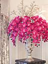 1 Gren Annat Orkidéer Bordsblomma Konstgjorda blommor
