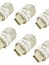 youoklight® 6pcs e27 a G9 conduit convertisseur de l\'adaptateur de l\'ampoule (AC6V-265v)