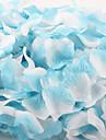 100 buc gradient color petale de trandafir artificiale pentru nunta petrecere decor