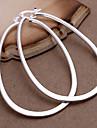 Pentru femei Cercei Rotunzi  La modă Bijuterii Statement costum de bijuterii Articole de ceramică Argilă Geometric Shape Bijuterii Pentru