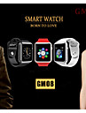 Uita-te inteligent - GM08 - Smartphone - pentru - De Purtat -Monitor de Activitate/Sleeptracker/Cronometru/Găsește-mi