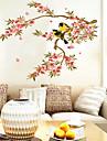 Animale Florale Desene Animate Perete Postituri Autocolante perete plane Autocolante de Perete Decorative, Vinil Pagina de decorare de