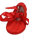 Burtă/Balet/Yoga/Gimnastică - Pantofi de dans ( Maro/Roșu ) - Non personalizabile - Pentru femei